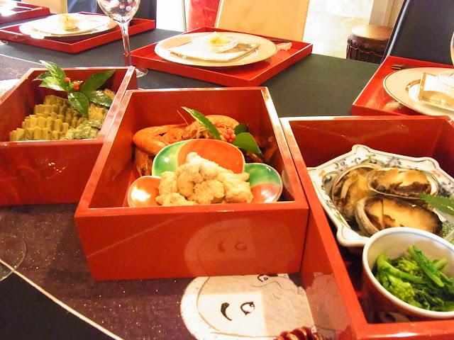 12月料理教室 汐汲坂ガーデン 035