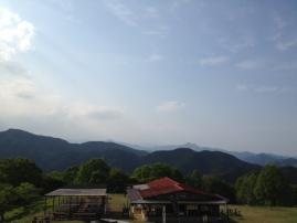 陣馬山2012,5月