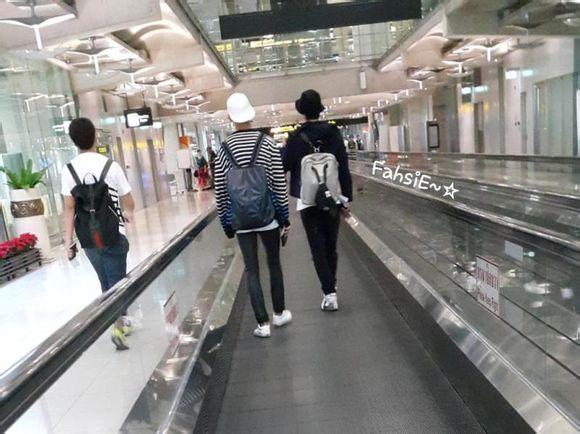 20141212今日泰国空港4