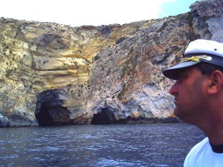 マルタのブルーグロッタ1