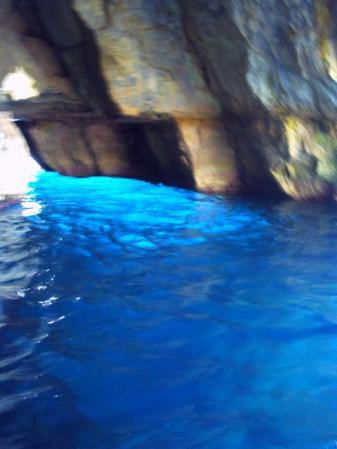 マルタ島の青