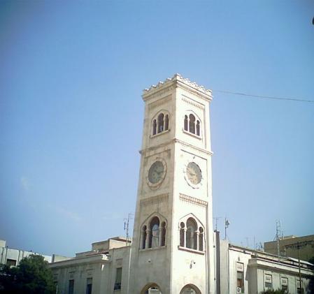 ハマの時計塔