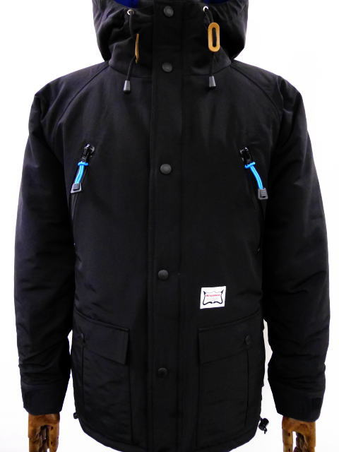 INTERFACE FALL DOWN NYLON JKT