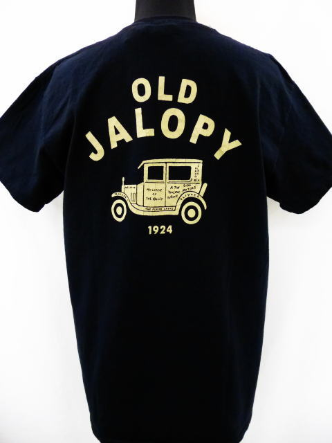GLAD HAND OLD JALOPY 1924