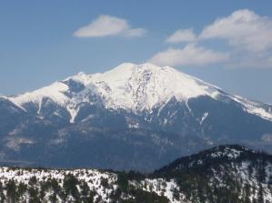 御嶽山ズーム