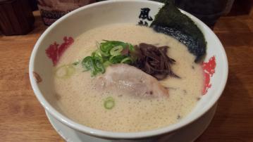 とんこつラーメン博多風龍 秋葉原店 (2)