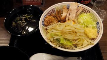 麺屋 ZERO1 橋本ミウィ店 vol_17