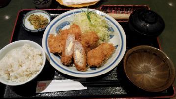 とんかつ浜勝 JRお茶の水店 (3)