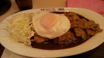 東京スタミナカレー365 秋葉原道場 (2)
