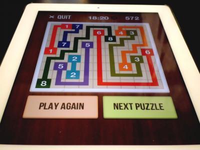 I-pad ゲーム