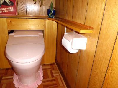 トイレ・ペーパーホルダー旧