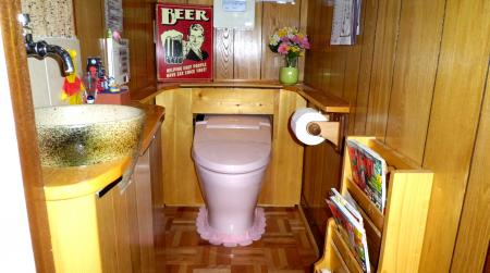 トイレ・ペーパーホルダー新全