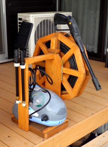 高圧洗浄機セット