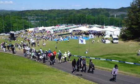 PGA選手権烏山5イベント広場