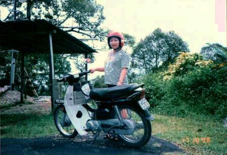 バイクでペナン一周