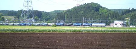 タンク列車