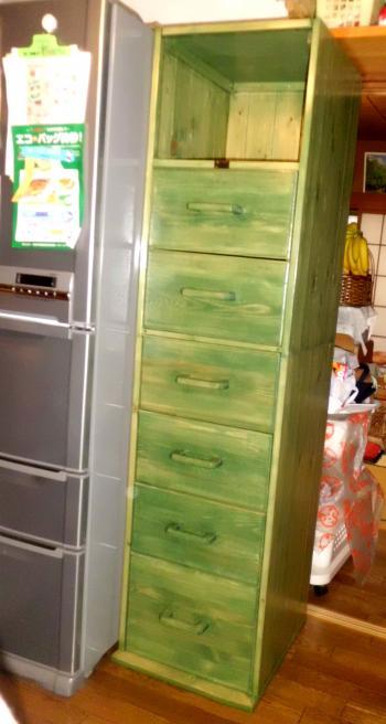 台所家具設置