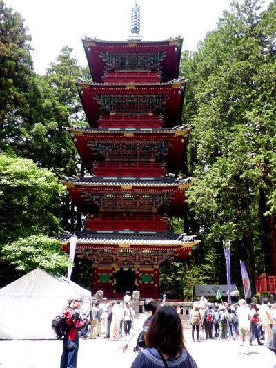 東照宮五重の塔