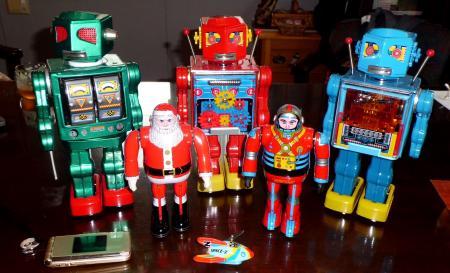 ロボットたち