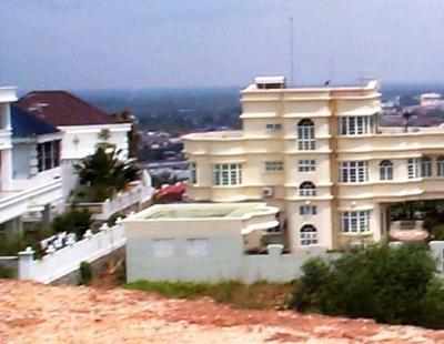 PBビバヒル建物
