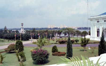 シンガポールが見える2