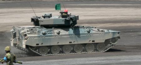 89式走行戦闘車