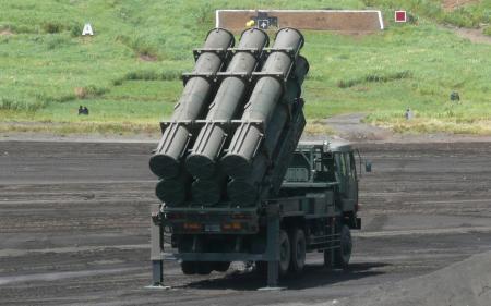 SMM(88式地対艦誘導弾)
