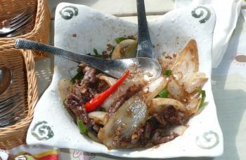 料理4台風牛丼