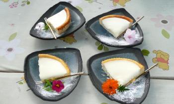 料理6チーズケーキ