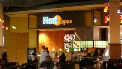 訪米15ショッピングC食堂?
