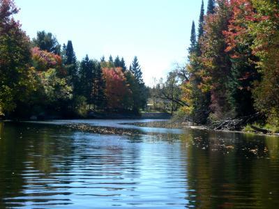 CAコテージ川