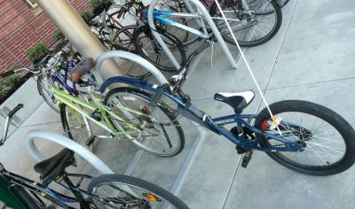 US自転車後付