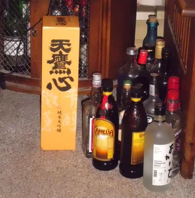 CAコテージのアルコール