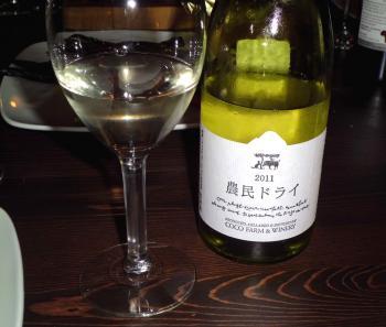 CAコテージで栃木のワイン