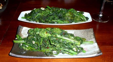 TR 野菜の炒め