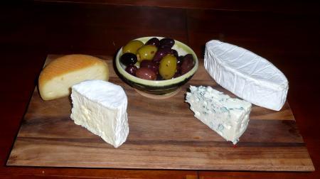 TR チーズの数々