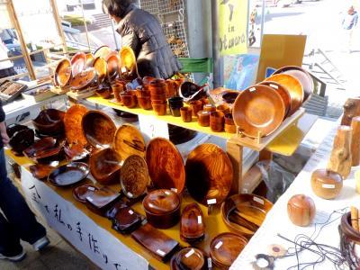 大産文祭8クラフト木製品