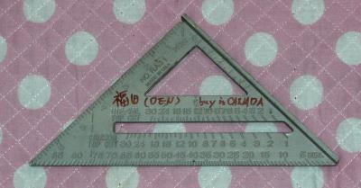 燻製器米式直角定規