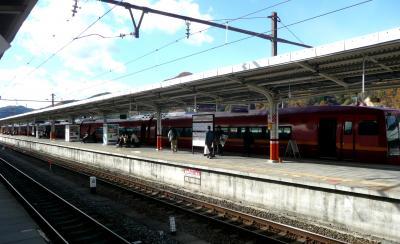 東部駅の電車
