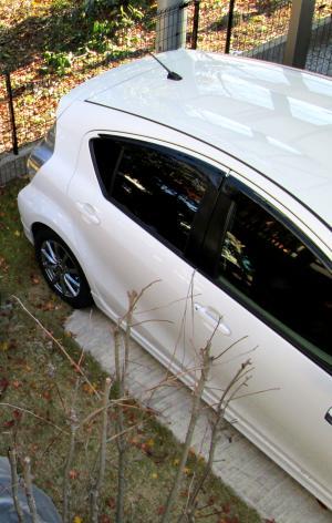 タイヤ交換Mちゃん車