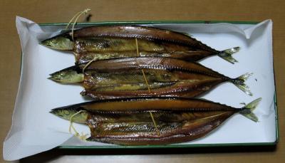 燻製器5日6魚薫煙後2