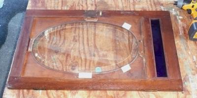 茶箪笥1月17日ガラス固定追加1