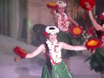 ハワイアン1月25日6ダンス1