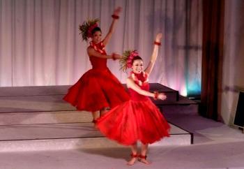 ハワイアン1月25日6ダンス3