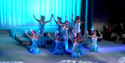ハワイアン1月25日6ダンス5