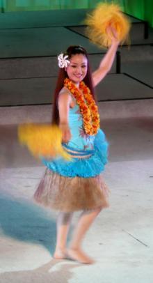 ハワイアン1月25日6ダンス8