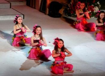 ハワイアン1月25日6ダンス9