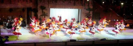 ハワイアン1月25日6ダンス12