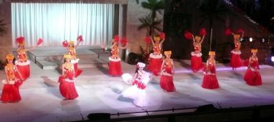 ハワイアン1月25日6ダンス15