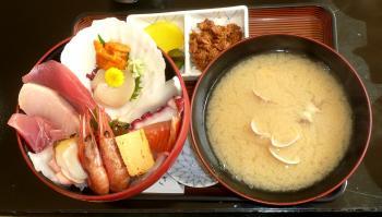 那珂湊1月26日3海鮮丼